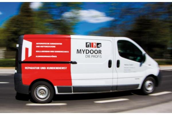 Umzug der MyDoor GmbH