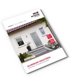 Prospekt Aluminum Haustüren Vitrum